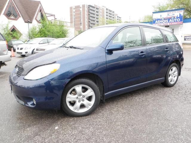 new and used toyota matrix cars for sale in mississauga ontario. Black Bedroom Furniture Sets. Home Design Ideas