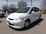 2008 Honda Fit Sport in Scarborough, Ontario