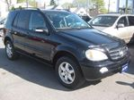 2002 Mercedes-Benz ML-Class