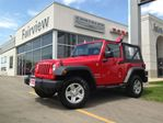 2011 Jeep Wrangler 1 OWNER, LOCAL TRADE IN.. in Burlington, Ontario
