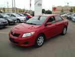 2010 Toyota Corolla CE     automatic    1-owner in Scarborough, Ontario
