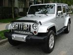 2010 Jeep Wrangler Unlimited Sahara in Vancouver, British Columbia