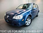 2009 Volkswagen City Golf CITY COMFORT GROUP!! SUNROOF! in Guelph, Ontario
