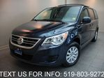 2009 Volkswagen Routan COMFORTLINE w/ TV/DVD! CAMERA! REAR A/C! QUADS! in Guelph, Ontario
