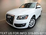 2012 Audi Q5 AWD QUATTRO 2.0T PREMIUM PLUS! NAVIGATION! SUNROOF in Guelph, Ontario