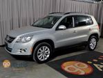 2009 Volkswagen Tiguan 2.0 TSI, Comfortline, 4Motion AWD, Pano Sunroof, FREE CarProof in Edmonton, Alberta