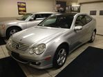 2006 Mercedes-Benz C-Class 2.5L Sport, 2 DOORS, DOUBLE SUNROOF in Mississauga, Ontario