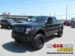 2010 Ford F-150 HARLEY DAVIDSON 4X4 LEATHER LOADED MOONROOF NAV LIFTED in Carleton Place, Ontario