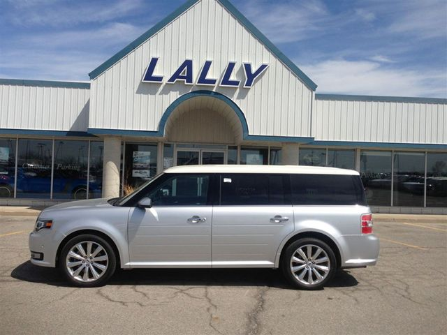 Ford Flex Limited Ecoboost For Sale Used Ford Flex 2018