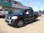2007 Nissan Titan LE!!! CREW CAB!!! LEATHER INT!!! in Bolton, Ontario