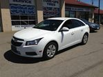 2012 Chevrolet Cruze LT Turbo - LOADED - $146 Bi Weekly in Aurora, Ontario