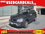 2009 Pontiac Torrent Gt Awd Sunroof Heated Seats Alloys in Saint John, New Brunswick