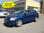 2009 Dodge Caliber SXT + MUSIC GATE SOUND SYSTEM in Kingston, Ontario