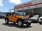 2012 Jeep Wrangler Unlimited Unlimited Sahara in Penticton, British Columbia
