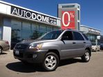 2008 Kia Sportage LX POWER GROUP CANADIAN in Mississauga, Ontario