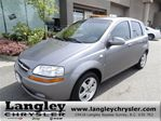 2008 Chevrolet Aveo  LS in Surrey, British Columbia