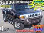 2006 HUMMER H3 Sport Utility 4X4 in Langley, British Columbia
