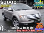 2008 Ford Edge Sport Utility AWD SEL in Langley, British Columbia