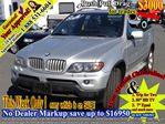 2005 BMW X5 4DRSW in Langley, British Columbia