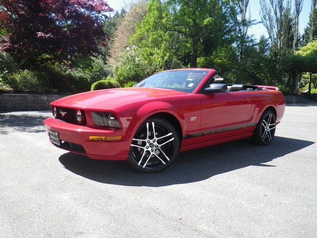 2006 ford mustang gt langley british columbia used car for sale. Cars Review. Best American Auto & Cars Review