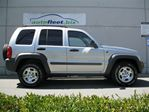 2004 Jeep Liberty Sport in Richmond, British Columbia