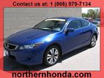 2010 Honda Accord EX-L Coupe (AUTOMATIC, LEATHER PKG, SUNROOF) in North Bay, Ontario