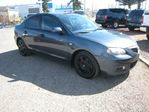 2008 Mazda MAZDA3 GS 4dr Sedan/ ACCIDENT FREE/ 6 MONTHS WARRANTY/ CERTIFIED. in Calgary, Alberta