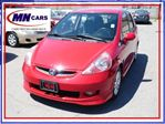 2007 Honda Fit Sport 5-Speed MT in Ottawa, Ontario