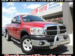 2008 Dodge RAM 1500 PUSH BAR!!!! NEW TIRES! STEP SIDE!!!! 4X4 5.7L HEMI!!!! BUG DEFLECTOR!!!! COMMAND START! in Bathurst, New Brunswick