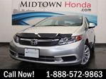 2012 Honda Civic EX-L - 1.99% Financing! in Toronto, Ontario