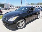 2009 Infiniti G37 PREMIUM AWD COUPE w/HIGH TECH. PACKAGE, NAVIGATION,SUNROOF,HEATED LEATHER SEATS & MORE!! in London, Ontario