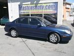2003 Hyundai Sonata 64567 KM CERTIFI wow neuve in Montreal, Quebec