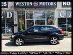 2009 Dodge Caliber SXT**SUNROOF**CHROME WHEELS**AUTO**FULLY LOADED** in York, Ontario