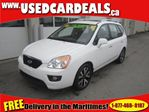 2012 Kia Rondo Ex Premium 7 Passenger Htd lthr Sunroof in Saint John, New Brunswick
