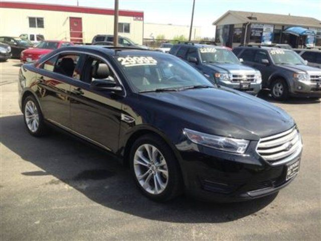 2013 ford taurus sel navigation awd moon leather. Black Bedroom Furniture Sets. Home Design Ideas