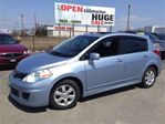 2010 Nissan Versa 1.8 SL YOU SAFETY & E TEST YOU SAVE SOLD AS IS in Hamilton, Ontario
