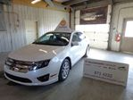 2011 Ford Fusion SEL 4dr Front-wheel Drive Sedan in Yellowknife, Northwest Territory