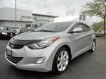 2011 Hyundai Elantra Limited w/ Nav in Richmond, British Columbia