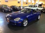 2002 Mercedes-Benz SLK-Class SLK320 V6 CONVERTIBLE $15,800 LEATHER ALLOYS in Scarborough, Ontario