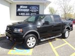 2008 Ford F-150 Fx4, Navigation, Leather, Moonroof, 4x4, Crew Cab in Essex, Ontario