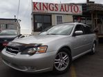 2005 Subaru Legacy Limited. Leather, Sunroof, Top of the Line. Very Clean Vehicle! in Scarborough, Ontario