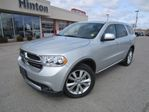2013 Dodge Durango SXT AWD in Perth, Ontario