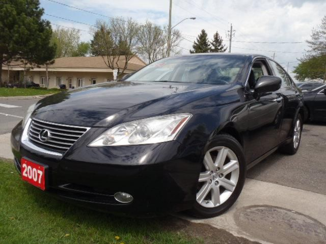 2007 lexus es 350 premium pakage scarborough ontario. Black Bedroom Furniture Sets. Home Design Ideas