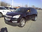 2009 Chevrolet Traverse LTZ, Leather, Navigation, DVD, Sunroof, REDUCED!! in Pickering, Ontario