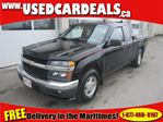 2008 Chevrolet Colorado Lt Ext Cab Auto Air Alloys Cruise in Saint John, New Brunswick