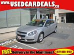 2011 Chevrolet Malibu Auto Air Fully Equipped Cruise in Saint John, New Brunswick