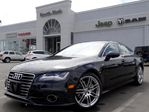 2012 Audi A7 LOADED!Premium!S-LINE!NAV!DYNAMIC CRUISE!LIKE NEW! in Thornhill, Ontario