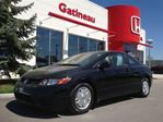 2008 Honda Civic DX-G LOW KMS!LOWKMS! 28774!! in Gatineau, Quebec