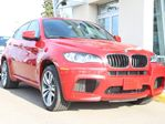 2012 BMW X6 Local Trade, Carproof Clean, Two sets of wheels, 555 HP,Nav, Back Up Cam. in Edmonton, Alberta