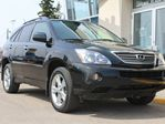 2008 Lexus RX 400 h Local Trade, Carproof CLean, One owner, Inc Warranty, Ultra Prem, Nav, Rear DVD, Bluetooth, Back Up Cam, in Edmonton, Alberta